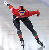 Subject: Michael Roth; Tags: Athlet, Athlete, Sportler, Wettkämpfer, Sportsman, Daria Kamelkova, Eisschnelllauf, Speed skating, Schaatsen, GER, Germany, Deutschland, Herren, Men, Gentlemen, Mann, Männer, Gents, Sirs, Mister, Michael Roth, Sport; PhotoID: 2019-01-19-0199