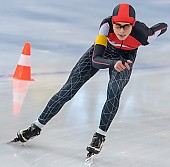 Subject: Magnus Mittag; Tags: Athlet, Athlete, Sportler, Wettkämpfer, Sportsman, Daria Kamelkova, Eisschnelllauf, Speed skating, Schaatsen, GER, Germany, Deutschland, Herren, Men, Gentlemen, Mann, Männer, Gents, Sirs, Mister, Magnus Mittag, Sport; PhotoID: 2019-01-19-0236