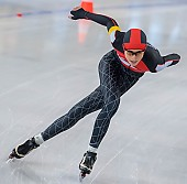 Subject: Magnus Mittag; Tags: Athlet, Athlete, Sportler, Wettkämpfer, Sportsman, Daria Kamelkova, Eisschnelllauf, Speed skating, Schaatsen, GER, Germany, Deutschland, Herren, Men, Gentlemen, Mann, Männer, Gents, Sirs, Mister, Magnus Mittag, Sport; PhotoID: 2019-01-19-0237