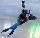 Subject: Yannic Hecker; Tags: Athlet, Athlete, Sportler, Wettkämpfer, Sportsman, Daria Kamelkova, Eisschnelllauf, Speed skating, Schaatsen, GER, Germany, Deutschland, Herren, Men, Gentlemen, Mann, Männer, Gents, Sirs, Mister, Sport, Yannic Hecker; PhotoID: 2019-01-19-0283