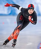 Subject: Michelle Günther; Tags: Sport, Michelle Günther, GER, Germany, Deutschland, Eisschnelllauf, Speed skating, Schaatsen, Daria Kamelkova, Damen, Ladies, Frau, Mesdames, Female, Women, Athlet, Athlete, Sportler, Wettkämpfer, Sportsman; PhotoID: 2019-02-02-0021