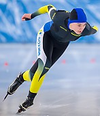 Subject: Chantal Müller; Tags: Sport, GER, Germany, Deutschland, Eisschnelllauf, Speed skating, Schaatsen, Daria Kamelkova, Damen, Ladies, Frau, Mesdames, Female, Women, Chantal Müller, Athlet, Athlete, Sportler, Wettkämpfer, Sportsman; PhotoID: 2019-02-02-0024