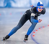 Subject: Sophie Warmuth; Tags: Sport, Sophie Warmuth, GER, Germany, Deutschland, Eisschnelllauf, Speed skating, Schaatsen, Daria Kamelkova, Damen, Ladies, Frau, Mesdames, Female, Women, Athlet, Athlete, Sportler, Wettkämpfer, Sportsman; PhotoID: 2019-02-02-0032