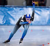 Subject: Meghan Wystrichowski; Tags: Sport, Meghan Wystrichowski, GER, Germany, Deutschland, Eisschnelllauf, Speed skating, Schaatsen, Daria Kamelkova, Damen, Ladies, Frau, Mesdames, Female, Women, Athlet, Athlete, Sportler, Wettkämpfer, Sportsman; PhotoID: 2019-02-02-0034