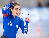 Subject: Josephine Heimerl; Tags: Sport, Josephine Heimerl, GER, Germany, Deutschland, Eisschnelllauf, Speed skating, Schaatsen, Daria Kamelkova, Damen, Ladies, Frau, Mesdames, Female, Women, Athlet, Athlete, Sportler, Wettkämpfer, Sportsman; PhotoID: 2019-02-02-0036