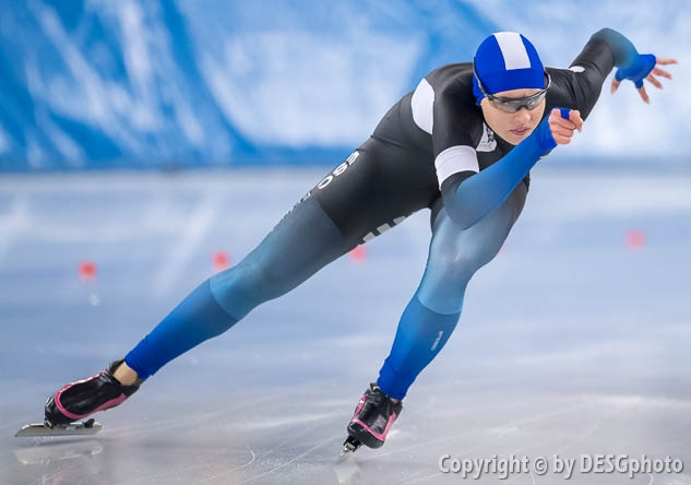 Victoria Stirnemann; Tags: Victoria Stirnemann, Sport, GER, Germany, Deutschland, Eisschnelllauf, Speed skating, Schaatsen, Daria Kamelkova, Damen, Ladies, Frau, Mesdames, Female, Women, Athlet, Athlete, Sportler, Wettkämpfer, Sportsman; PhotoID: 2019-02-02-0037