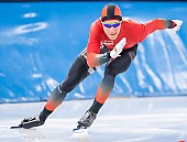 Subject: Michael Roth; Tags: Sport, Michael Roth, Herren, Men, Gentlemen, Mann, Männer, Gents, Sirs, Mister, GER, Germany, Deutschland, Eisschnelllauf, Speed skating, Schaatsen, Daria Kamelkova, Athlet, Athlete, Sportler, Wettkämpfer, Sportsman; PhotoID: 2019-02-02-0133