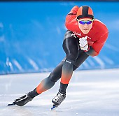 Subject: Michael Roth; Tags: Sport, Michael Roth, Herren, Men, Gentlemen, Mann, Männer, Gents, Sirs, Mister, GER, Germany, Deutschland, Eisschnelllauf, Speed skating, Schaatsen, Daria Kamelkova, Athlet, Athlete, Sportler, Wettkämpfer, Sportsman; PhotoID: 2019-02-02-0134