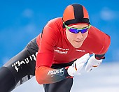 Subject: Michael Roth; Tags: Sport, Michael Roth, Herren, Men, Gentlemen, Mann, Männer, Gents, Sirs, Mister, GER, Germany, Deutschland, Eisschnelllauf, Speed skating, Schaatsen, Daria Kamelkova, Athlet, Athlete, Sportler, Wettkämpfer, Sportsman; PhotoID: 2019-02-02-0135