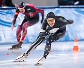 Subject: Clemens Gawer; Tags: Sport, Herren, Men, Gentlemen, Mann, Männer, Gents, Sirs, Mister, GER, Germany, Deutschland, Eisschnelllauf, Speed skating, Schaatsen, Daria Kamelkova, Clemens Gawer, Athlet, Athlete, Sportler, Wettkämpfer, Sportsman; PhotoID: 2019-02-02-0143