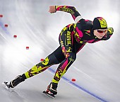 Subject: Katharina Pönisch; Tags: Sport, Katharina Pönisch, GER, Germany, Deutschland, Eisschnelllauf, Speed skating, Schaatsen, Daria Kamelkova, Damen, Ladies, Frau, Mesdames, Female, Women, Athlet, Athlete, Sportler, Wettkämpfer, Sportsman; PhotoID: 2019-02-02-0194