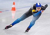 Subject: Victoria Stirnemann; Tags: Victoria Stirnemann, Sport, GER, Germany, Deutschland, Eisschnelllauf, Speed skating, Schaatsen, Daria Kamelkova, Damen, Ladies, Frau, Mesdames, Female, Women, Athlet, Athlete, Sportler, Wettkämpfer, Sportsman; PhotoID: 2019-02-02-0209