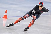 Subject: Tom Rudolph; Tags: Tom Rudolph, Sport, Herren, Men, Gentlemen, Mann, Männer, Gents, Sirs, Mister, GER, Germany, Deutschland, Eisschnelllauf, Speed skating, Schaatsen, Daria Kamelkova, Athlet, Athlete, Sportler, Wettkämpfer, Sportsman; PhotoID: 2019-02-02-0264