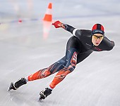 Subject: Tom Rudolph; Tags: Tom Rudolph, Sport, Herren, Men, Gentlemen, Mann, Männer, Gents, Sirs, Mister, GER, Germany, Deutschland, Eisschnelllauf, Speed skating, Schaatsen, Daria Kamelkova, Athlet, Athlete, Sportler, Wettkämpfer, Sportsman; PhotoID: 2019-02-02-0265