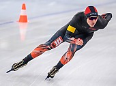 Subject: Richard Herrmann; Tags: Sport, Richard Herrmann, Herren, Men, Gentlemen, Mann, Männer, Gents, Sirs, Mister, GER, Germany, Deutschland, Eisschnelllauf, Speed skating, Schaatsen, Daria Kamelkova, Athlet, Athlete, Sportler, Wettkämpfer, Sportsman; PhotoID: 2019-02-02-0276