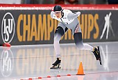 Subject: Roxanne Dufter; Tags: Athlet, Athlete, Sportler, Wettkämpfer, Sportsman, Damen, Ladies, Frau, Mesdames, Female, Women, Eisschnelllauf, Speed skating, Schaatsen, GER, Germany, Deutschland, Roxanne Dufter, Sport; PhotoID: 2019-02-07-0150