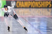 Subject: Roxanne Dufter; Tags: Athlet, Athlete, Sportler, Wettkämpfer, Sportsman, Damen, Ladies, Frau, Mesdames, Female, Women, Eisschnelllauf, Speed skating, Schaatsen, GER, Germany, Deutschland, Roxanne Dufter, Sport; PhotoID: 2019-02-07-0156