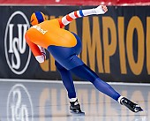 Subject: Johanna Letitia de Jong; Tags: Athlet, Athlete, Sportler, Wettkämpfer, Sportsman, Damen, Ladies, Frau, Mesdames, Female, Women, Eisschnelllauf, Speed skating, Schaatsen, Johanna Letitia de Jong, NED, Netherlands, Niederlande, Holland, Dutch, Sport; PhotoID: 2019-02-08-0018