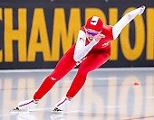 Subject: Kaja Ziomek; Tags: Athlet, Athlete, Sportler, Wettkämpfer, Sportsman, Damen, Ladies, Frau, Mesdames, Female, Women, Eisschnelllauf, Speed skating, Schaatsen, Kaja Ziomek, POL, Poland, Polen, Sport; PhotoID: 2019-02-08-0040