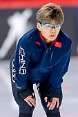 Subject: Jingzhu Jin; Tags: Athlet, Athlete, Sportler, Wettkämpfer, Sportsman, CHN, China, Volksrepublik China, Damen, Ladies, Frau, Mesdames, Female, Women, Eisschnelllauf, Speed skating, Schaatsen, Jingzhu Jin, Sport; PhotoID: 2019-02-08-0051