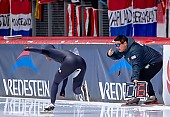 Subject: Ryan Shimabukuro; Tags: Eisschnelllauf, Speed skating, Schaatsen, Ryan Shimabukuro, Sport, Trainer, Coach, Betreuer, USA, United States, Vereinigte Staaten von Amerika; PhotoID: 2019-02-08-0079