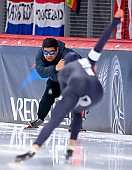 Subject: Ryan Shimabukuro; Tags: Eisschnelllauf, Speed skating, Schaatsen, Ryan Shimabukuro, Sport, Trainer, Coach, Betreuer, USA, United States, Vereinigte Staaten von Amerika; PhotoID: 2019-02-08-0134