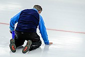Tags: Detail, Eismeister, Icemaker, Ice maker, Eisschnelllauf, Speed skating, Schaatsen, Sport; PhotoID: 2019-02-08-0293