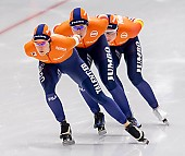 Subject: Antoinette de Jong, Ireen Wüst, Joy Beune; Tags: Antoinette de Jong, Athlet, Athlete, Sportler, Wettkämpfer, Sportsman, Damen, Ladies, Frau, Mesdames, Female, Women, Eisschnelllauf, Speed skating, Schaatsen, Ireen Wüst, Joy Beune, NED, Netherlands, Niederlande, Holland, Dutch, Sport; PhotoID: 2019-02-08-0327