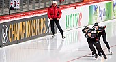 Subject: Bart Schouten; Tags: Bart Schouten, CAN, Canada, Kanada, Eisschnelllauf, Speed skating, Schaatsen, Sport, Trainer, Coach, Betreuer; PhotoID: 2019-02-08-0429