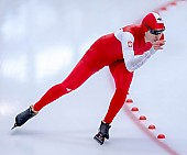 Subject: Magdalena Czyszczoń; Tags: Athlet, Athlete, Sportler, Wettkämpfer, Sportsman, Damen, Ladies, Frau, Mesdames, Female, Women, Eisschnelllauf, Speed skating, Schaatsen, Magdalena Czyszczoń, POL, Poland, Polen, Sport; PhotoID: 2019-02-09-0021