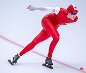 Subject: Magdalena Czyszczoń; Tags: Athlet, Athlete, Sportler, Wettkämpfer, Sportsman, Damen, Ladies, Frau, Mesdames, Female, Women, Eisschnelllauf, Speed skating, Schaatsen, Magdalena Czyszczoń, POL, Poland, Polen, Sport; PhotoID: 2019-02-09-0022