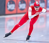 Subject: Magdalena Czyszczoń; Tags: Athlet, Athlete, Sportler, Wettkämpfer, Sportsman, Damen, Ladies, Frau, Mesdames, Female, Women, Eisschnelllauf, Speed skating, Schaatsen, Magdalena Czyszczoń, POL, Poland, Polen, Sport; PhotoID: 2019-02-09-0029