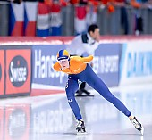 Subject: Carien Kleibeuker; Tags: Athlet, Athlete, Sportler, Wettkämpfer, Sportsman, Carien Kleibeuker, Damen, Ladies, Frau, Mesdames, Female, Women, Eisschnelllauf, Speed skating, Schaatsen, NED, Netherlands, Niederlande, Holland, Dutch, Sport; PhotoID: 2019-02-09-0038