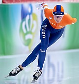 Subject: Carien Kleibeuker; Tags: Athlet, Athlete, Sportler, Wettkämpfer, Sportsman, Carien Kleibeuker, Damen, Ladies, Frau, Mesdames, Female, Women, Eisschnelllauf, Speed skating, Schaatsen, NED, Netherlands, Niederlande, Holland, Dutch, Sport; PhotoID: 2019-02-09-0039