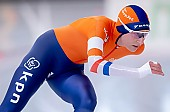 Subject: Carien Kleibeuker; Tags: Athlet, Athlete, Sportler, Wettkämpfer, Sportsman, Carien Kleibeuker, Damen, Ladies, Frau, Mesdames, Female, Women, Eisschnelllauf, Speed skating, Schaatsen, NED, Netherlands, Niederlande, Holland, Dutch, Sport; PhotoID: 2019-02-09-0043