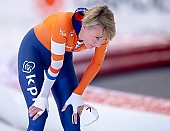 Subject: Carien Kleibeuker; Tags: Athlet, Athlete, Sportler, Wettkämpfer, Sportsman, Carien Kleibeuker, Damen, Ladies, Frau, Mesdames, Female, Women, Eisschnelllauf, Speed skating, Schaatsen, NED, Netherlands, Niederlande, Holland, Dutch, Sport; PhotoID: 2019-02-09-0055