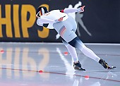 Subject: Claudia Pechstein; Tags: Athlet, Athlete, Sportler, Wettkämpfer, Sportsman, Claudia Pechstein, Damen, Ladies, Frau, Mesdames, Female, Women, Eisschnelllauf, Speed skating, Schaatsen, GER, Germany, Deutschland, Sport; PhotoID: 2019-02-09-0071