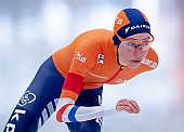 Subject: Esmee Visser; Tags: Athlet, Athlete, Sportler, Wettkämpfer, Sportsman, Damen, Ladies, Frau, Mesdames, Female, Women, Eisschnelllauf, Speed skating, Schaatsen, Esmee Visser, NED, Netherlands, Niederlande, Holland, Dutch, Sport; PhotoID: 2019-02-09-0077