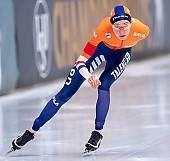 Subject: Esmee Visser; Tags: Athlet, Athlete, Sportler, Wettkämpfer, Sportsman, Damen, Ladies, Frau, Mesdames, Female, Women, Eisschnelllauf, Speed skating, Schaatsen, Esmee Visser, NED, Netherlands, Niederlande, Holland, Dutch, Sport; PhotoID: 2019-02-09-0080