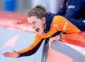 Subject: Ireen Wüst; Tags: Athlet, Athlete, Sportler, Wettkämpfer, Sportsman, Damen, Ladies, Frau, Mesdames, Female, Women, Eisschnelllauf, Speed skating, Schaatsen, Ireen Wüst, NED, Netherlands, Niederlande, Holland, Dutch, Sport; PhotoID: 2019-02-09-0104