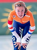 Subject: Esmee Visser; Tags: Athlet, Athlete, Sportler, Wettkämpfer, Sportsman, Damen, Ladies, Frau, Mesdames, Female, Women, Eisschnelllauf, Speed skating, Schaatsen, Esmee Visser, NED, Netherlands, Niederlande, Holland, Dutch, Sport; PhotoID: 2019-02-09-0108