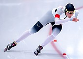 Subject: Gabriele Hirschbichler; Tags: Athlet, Athlete, Sportler, Wettkämpfer, Sportsman, Damen, Ladies, Frau, Mesdames, Female, Women, Eisschnelllauf, Speed skating, Schaatsen, GER, Germany, Deutschland, Gabriele Hirschbichler, Sport; PhotoID: 2019-02-09-0341