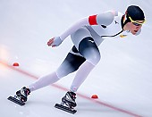 Subject: Gabriele Hirschbichler; Tags: Athlet, Athlete, Sportler, Wettkämpfer, Sportsman, Damen, Ladies, Frau, Mesdames, Female, Women, Eisschnelllauf, Speed skating, Schaatsen, GER, Germany, Deutschland, Gabriele Hirschbichler, Sport; PhotoID: 2019-02-09-0342