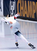 Subject: Gabriele Hirschbichler; Tags: Athlet, Athlete, Sportler, Wettkämpfer, Sportsman, Damen, Ladies, Frau, Mesdames, Female, Women, Eisschnelllauf, Speed skating, Schaatsen, GER, Germany, Deutschland, Gabriele Hirschbichler, Sport; PhotoID: 2019-02-09-0343