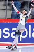 Subject: Gabriele Hirschbichler; Tags: Athlet, Athlete, Sportler, Wettkämpfer, Sportsman, Damen, Ladies, Frau, Mesdames, Female, Women, Eisschnelllauf, Speed skating, Schaatsen, GER, Germany, Deutschland, Gabriele Hirschbichler, Sport; PhotoID: 2019-02-09-0345