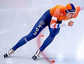 Subject: Jutta Leerdam; Tags: Athlet, Athlete, Sportler, Wettkämpfer, Sportsman, Damen, Ladies, Frau, Mesdames, Female, Women, Eisschnelllauf, Speed skating, Schaatsen, Jutta Leerdam, NED, Netherlands, Niederlande, Holland, Dutch, Sport; PhotoID: 2019-02-09-0382