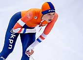 Subject: Jutta Leerdam; Tags: Athlet, Athlete, Sportler, Wettkämpfer, Sportsman, Damen, Ladies, Frau, Mesdames, Female, Women, Eisschnelllauf, Speed skating, Schaatsen, Jutta Leerdam, NED, Netherlands, Niederlande, Holland, Dutch, Sport; PhotoID: 2019-02-09-0388