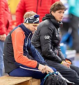 Subject: Daan Rottier, Patrick Beckert; Tags: Athlet, Athlete, Sportler, Wettkämpfer, Sportsman, Daan Rottier, Eisschnelllauf, Speed skating, Schaatsen, GER, Germany, Deutschland, Herren, Men, Gentlemen, Mann, Männer, Gents, Sirs, Mister, NED, Netherlands, Niederlande, Holland, Dutch, Patrick Beckert, Sport; PhotoID: 2019-02-09-0563
