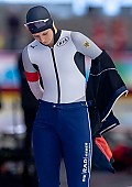 Subject: Roxanne Dufter; Tags: Athlet, Athlete, Sportler, Wettkämpfer, Sportsman, Damen, Ladies, Frau, Mesdames, Female, Women, Eisschnelllauf, Speed skating, Schaatsen, GER, Germany, Deutschland, Roxanne Dufter, Sport; PhotoID: 2019-02-10-0022