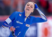 Subject: Noemi Bonazza; Tags: Athlet, Athlete, Sportler, Wettkämpfer, Sportsman, Damen, Ladies, Frau, Mesdames, Female, Women, Eisschnelllauf, Speed skating, Schaatsen, ITA, Italy, Italien, Noemi Bonazza, Sport; PhotoID: 2019-02-10-0043